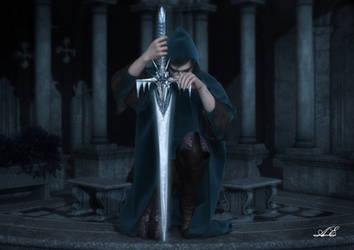 Blade of the North by AelarethElennar