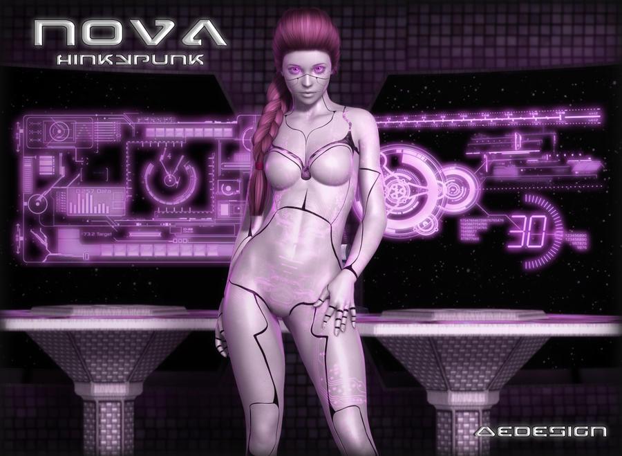 Nova by AelarethElennar
