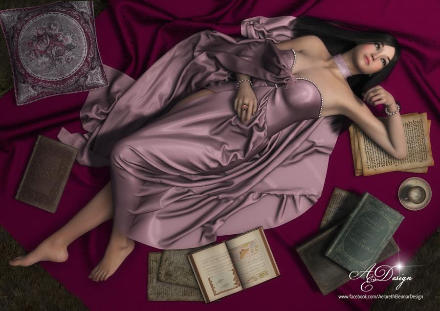 Dreamer by AelarethElennar
