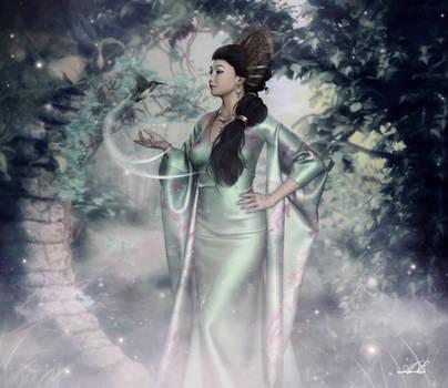 Jade Green Empress Alt. by AelarethElennar