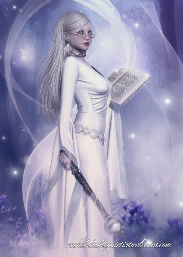 Enchanted Fairylands Backgrounds by AelarethElennar