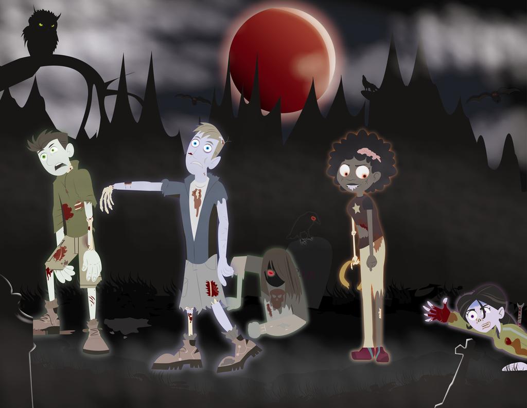 Wild kratts halloween night by ricorob on deviantart