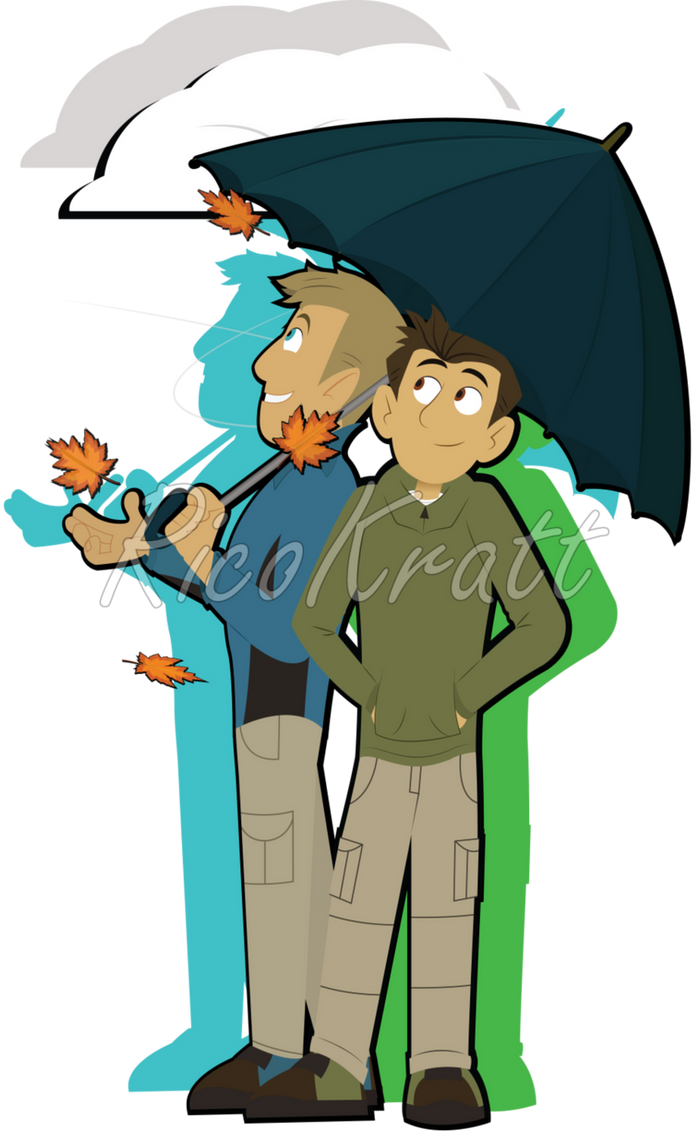 Kratt Brothers - Autumn by RicoRob