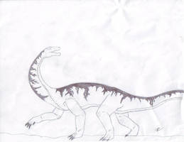 Crypt024C Mokele Mbembe by Dragonsmana