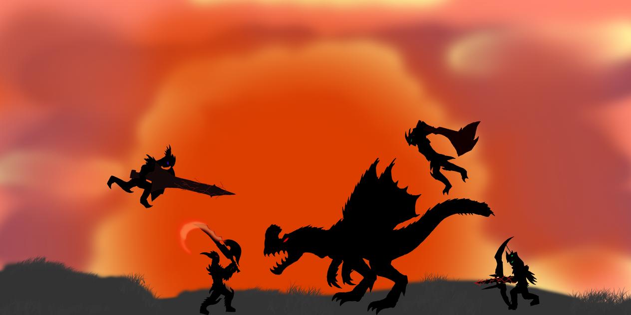 Monster Hunter: A Brave New World