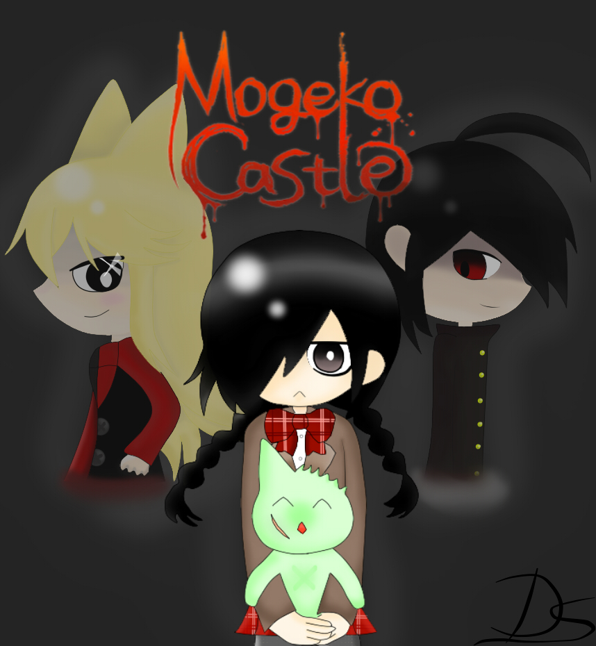 mogeko castle the anime - photo #41