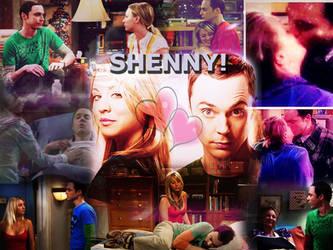 Shenny collage by lisardo