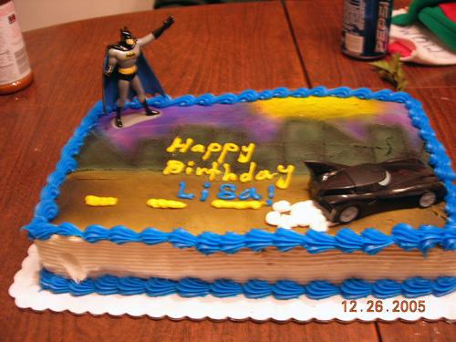 Batman Birthday Cake Safeway Image Inspiration of Cake and