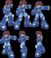 Megaman Trigger by Satoh