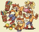 Crash Doodles