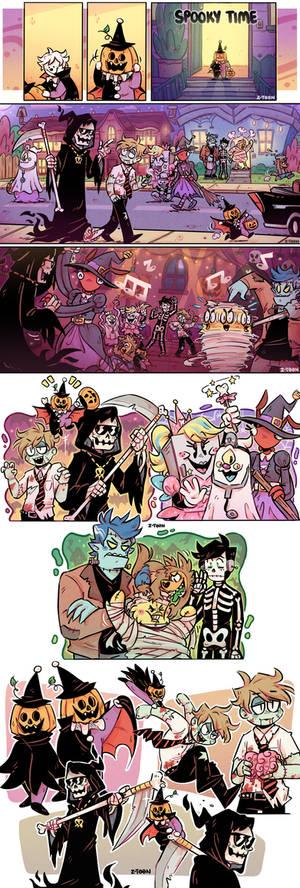 Pompom - Halloween