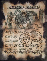 Gate of Yog Sothoth by MrZarono