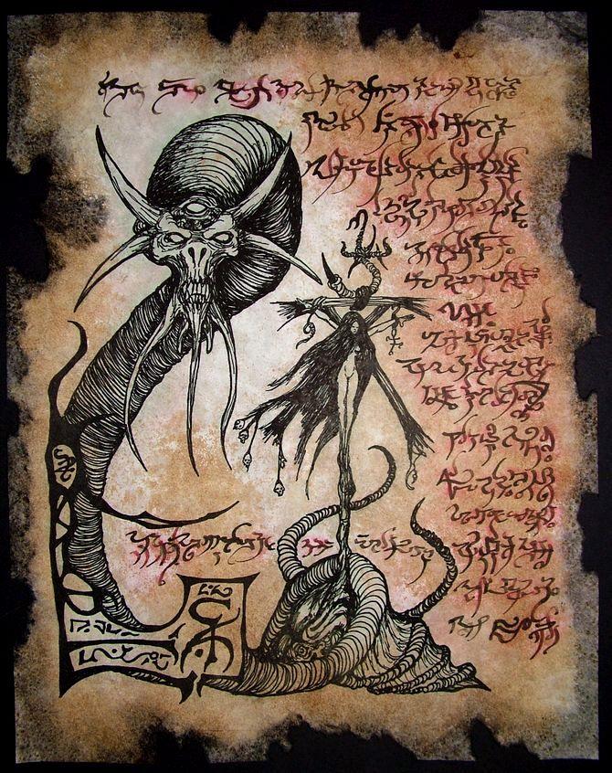 de vermis mysteriis book