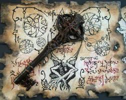 Key to the Demon Gates by MrZarono