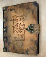 Ancient Necronomicon by MrZarono