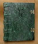 Necronomicon Book of the Stygian Path by MrZarono