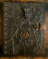 Necronomicon Book of the Black Cults by MrZarono