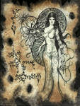 Lemurian Witch