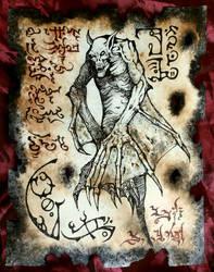 Elder Vampire by MrZarono