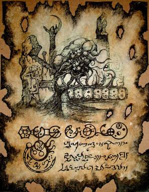 Shoggoth Formulae