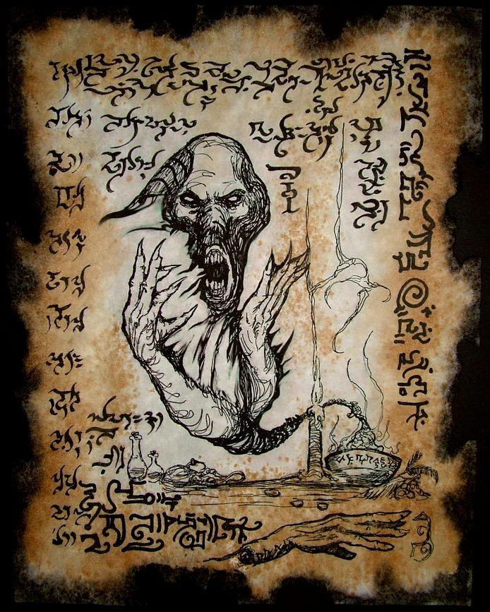 Demons always deceive by MrZarono
