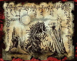 Slayer of the Worm by MrZarono