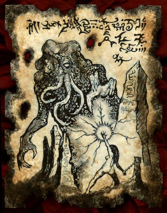 Sorceress of Mu II by MrZarono