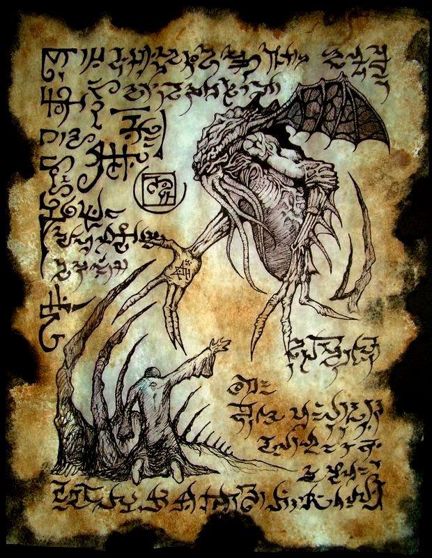 Secret Lore of Rlyeh by MrZarono