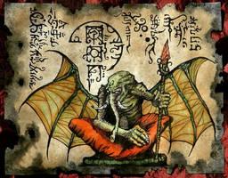 Dark Lord of Yag by MrZarono