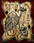The Lord of Rlyeh