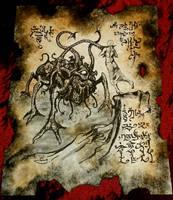 The Devourers Beneath N'Kai by MrZarono