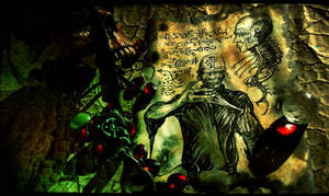 The Music of Yahlgan by MrZarono