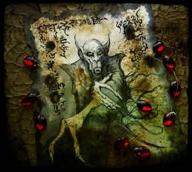 Nosferatu by MrZarono