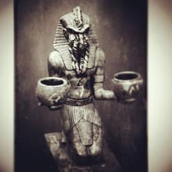 Photos of strange artifacts were found