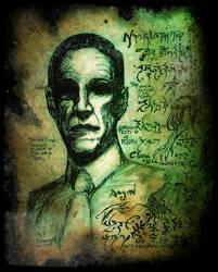 Happy birthday H.P. Lovecraft