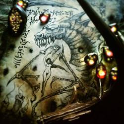 She spoke of dragons and of things far stranger