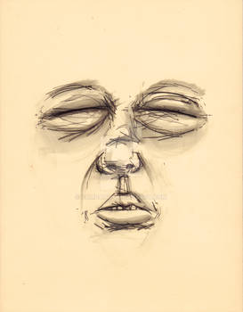 Untitled Face Study 7