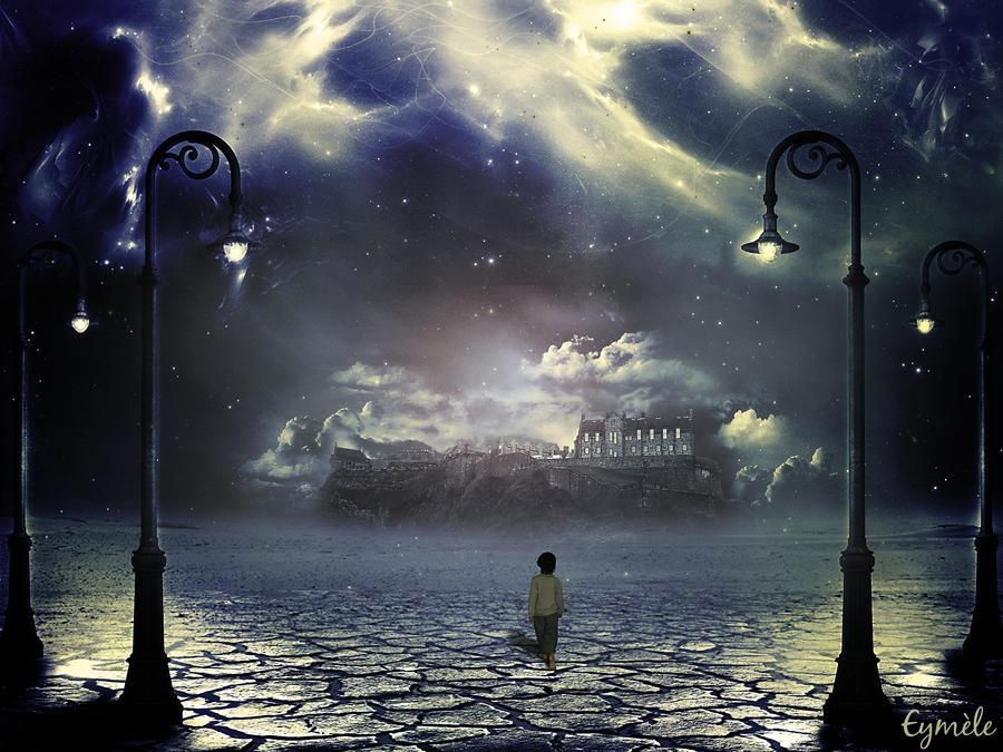 Lueur d'espoir by Eymele