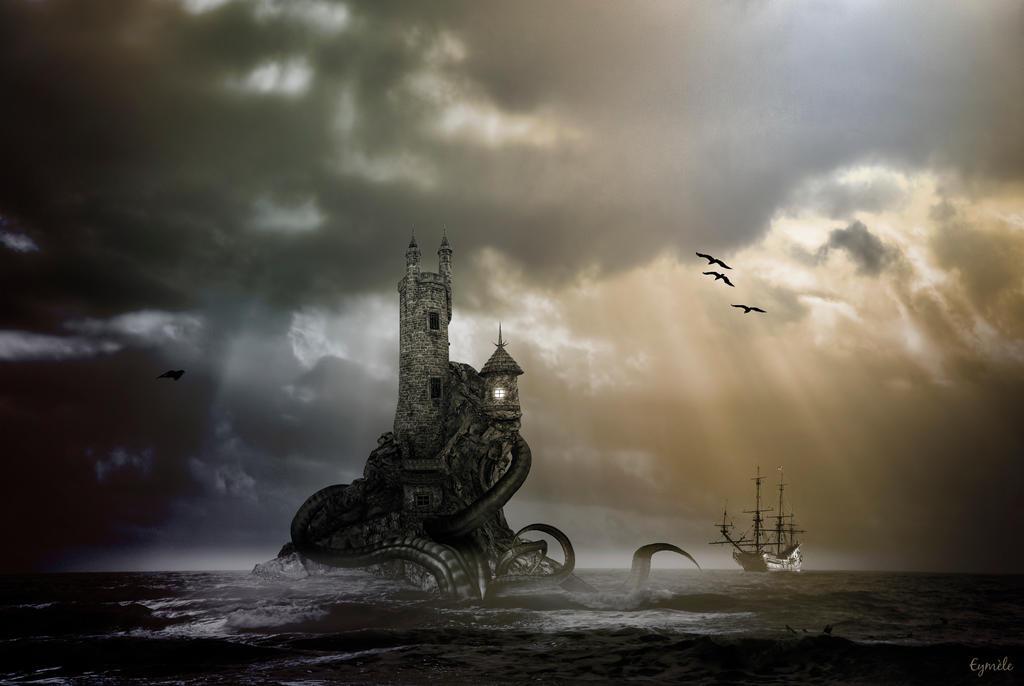 C'est la mer qui prend l'homme....