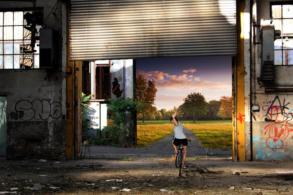 A bientot .... peut-etre! by Eymele