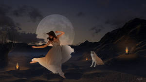 Elle danse ...