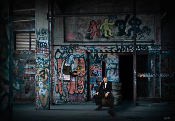 Graffiti enivrants! by Eymele