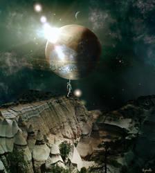 Dans un autre univers by Eymele
