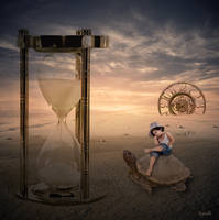 Quand le temps passe trop lentement.... by Eymele