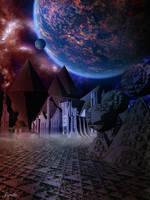 Dans une autre galaxie by Eymele