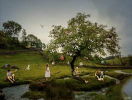 L'arbre aux livres by Eymele