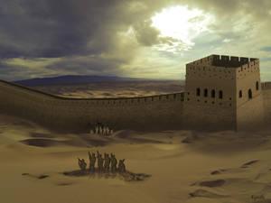 Les passe-murailles