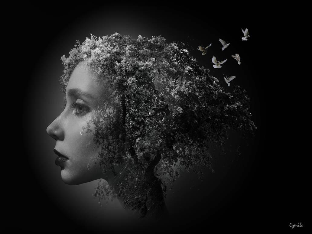 Portrait arborise