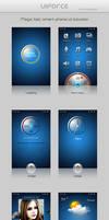 Magic Ball Smart Phone GUI