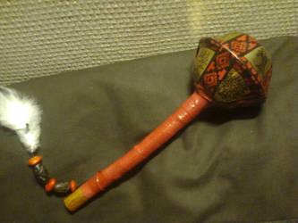 Huachuma Chungana (rattle)
